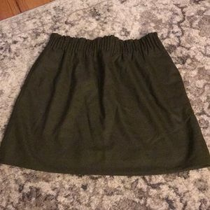 Jcrew skirt NWT
